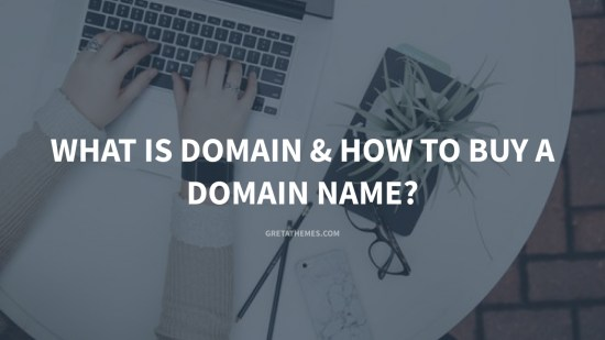 What is Domain & How to Buy a Domain Name