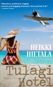 Cover of Tulagi Hotel