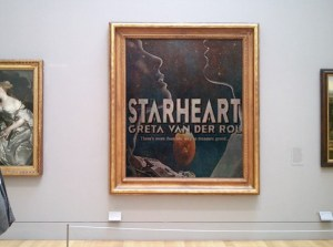 "'Starheart"" at the museum"
