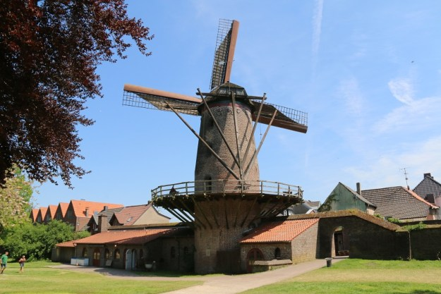 It's not just the Dutch who had windmills