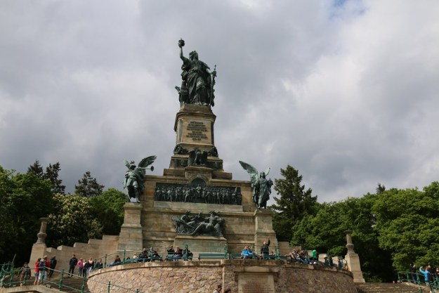 The statue of Germania victorious