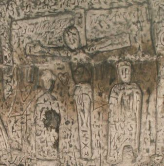 Royston Cave by G Cornwall