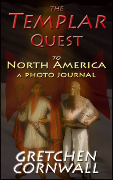 Front Cover Templar Quest Mohican King
