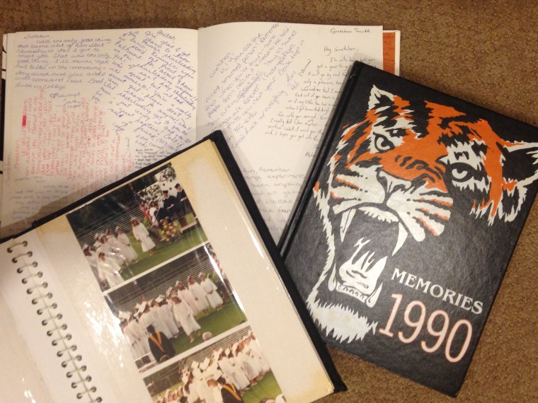 What If We Spoke The Way We Signed Yearbooks?