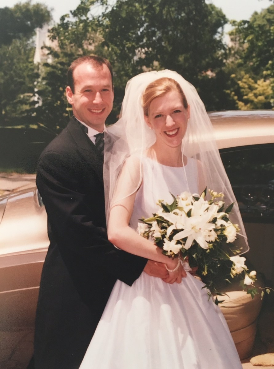 """All the Days of My Life"" - a guest post by my husband, Chris"