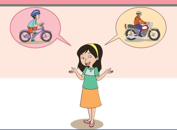 Peristiwa Atau Objek Apakah Yang Nampak Pada Kedua Gambar Diatas Sepeda Dan Motor Sd Kelas 5 Tema 1 Subtema 2 Manusia Dan Lingkungan Free