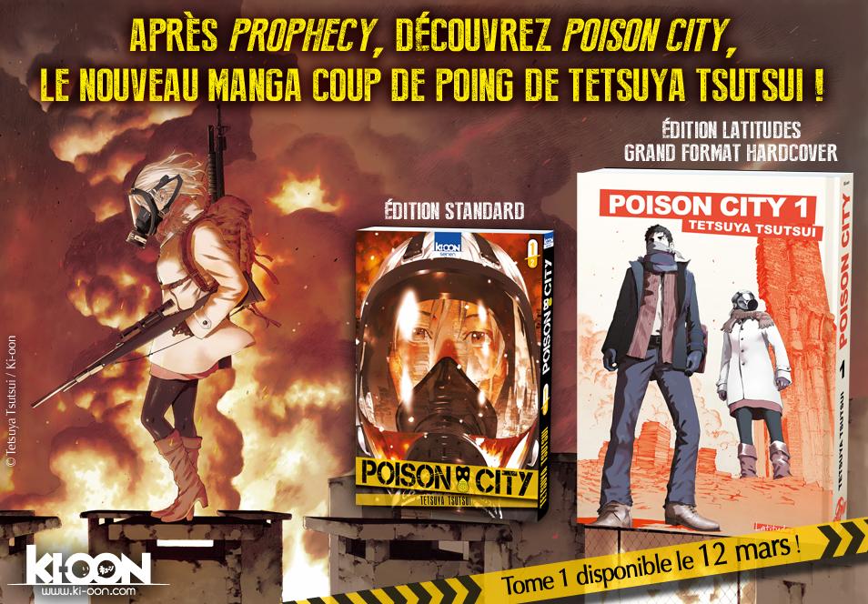 annonce poison city