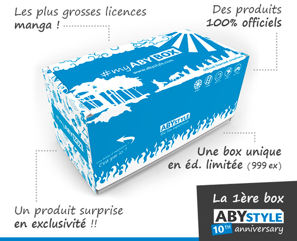 abystyle myabybox cover
