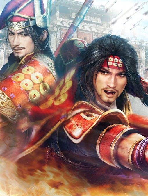 Samurai Warriors Spirit of Sanada cover