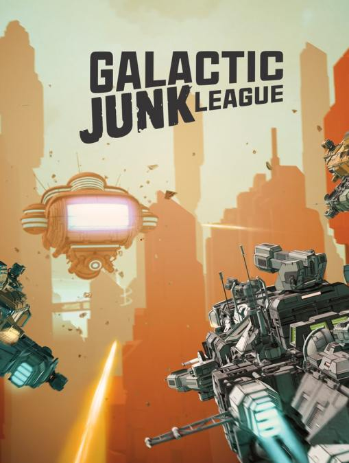galactic junk league concours cover