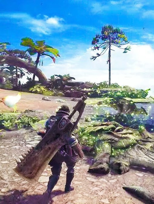 monster hunter world 01