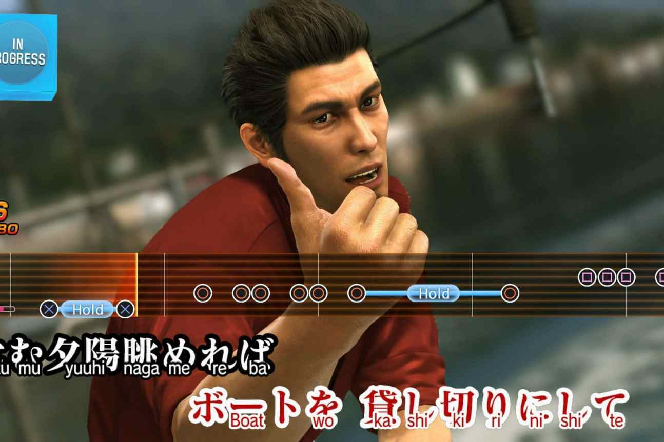 Yakuza 6 The Song of Life Screenshot - 0003