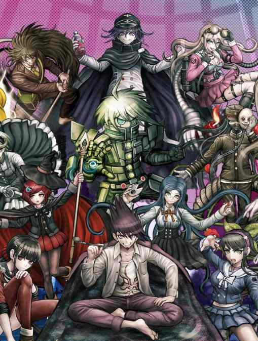 danganronpa v3 killing harmony cover