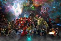 Avengers Infinity Wars : Un premier trailer qui envoi du sale