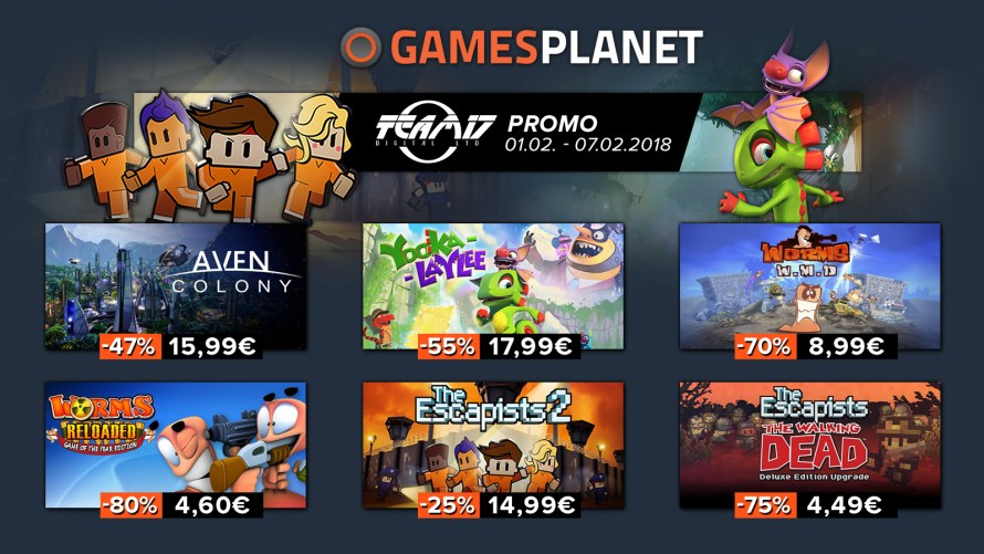 gamesplanet bons plans