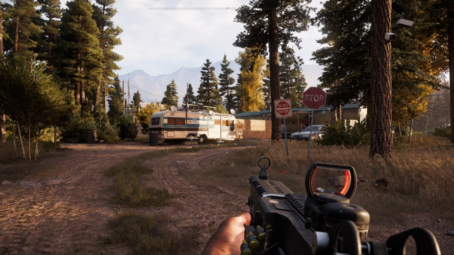 Far cry 5 test