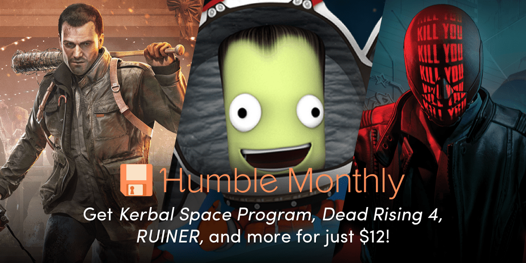 humble monthly mai 2018