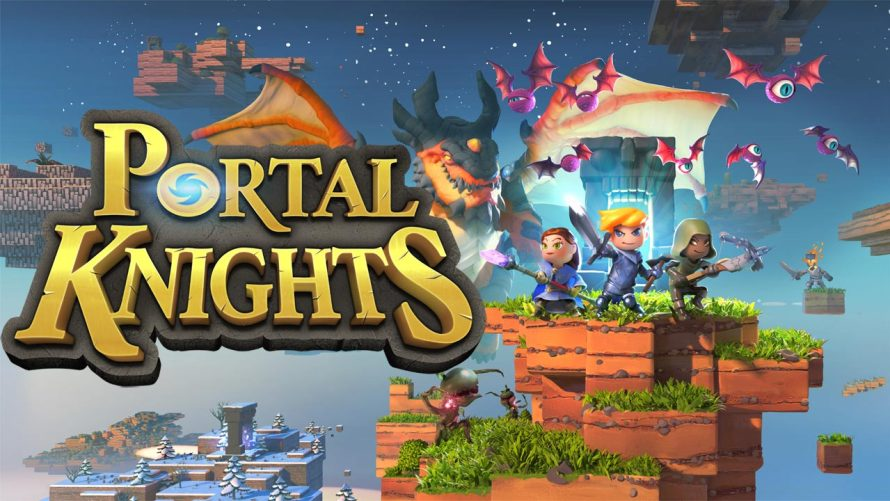 portal knights humble monthly bon plan