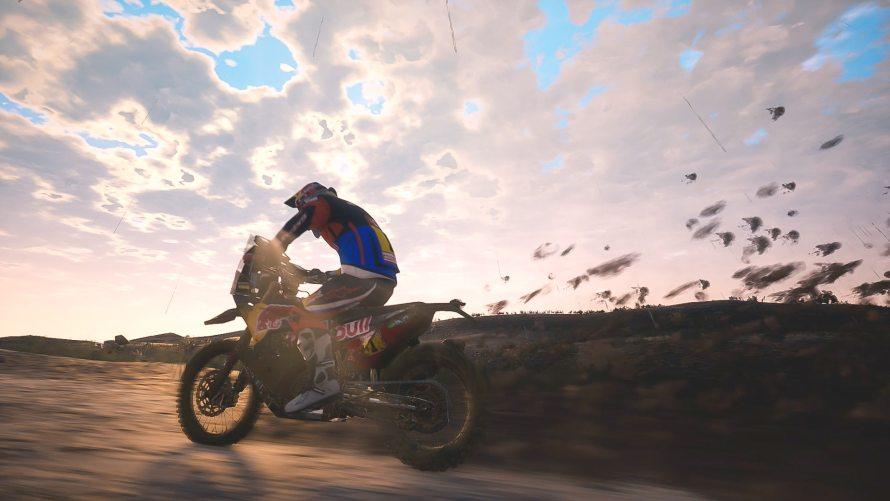 Dakar 2018 screenshot