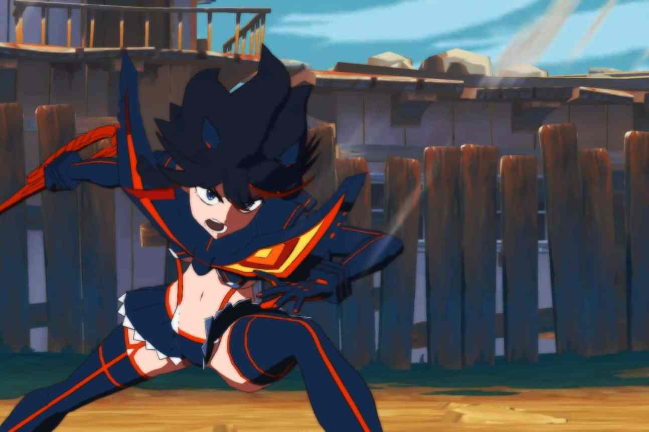 kill la kill the game IF cover matoi ryuko