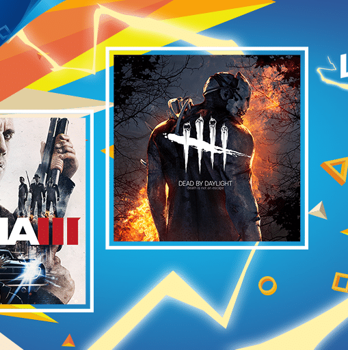 Playstation Plus Août 2018