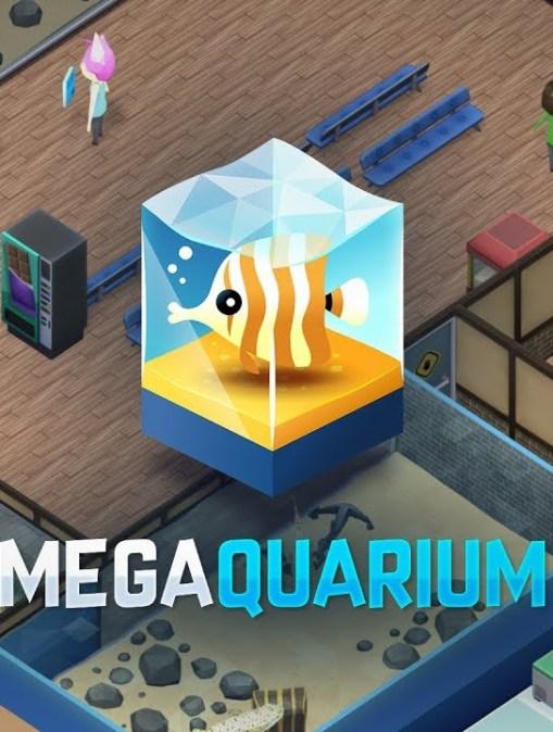 megaquarium test screen