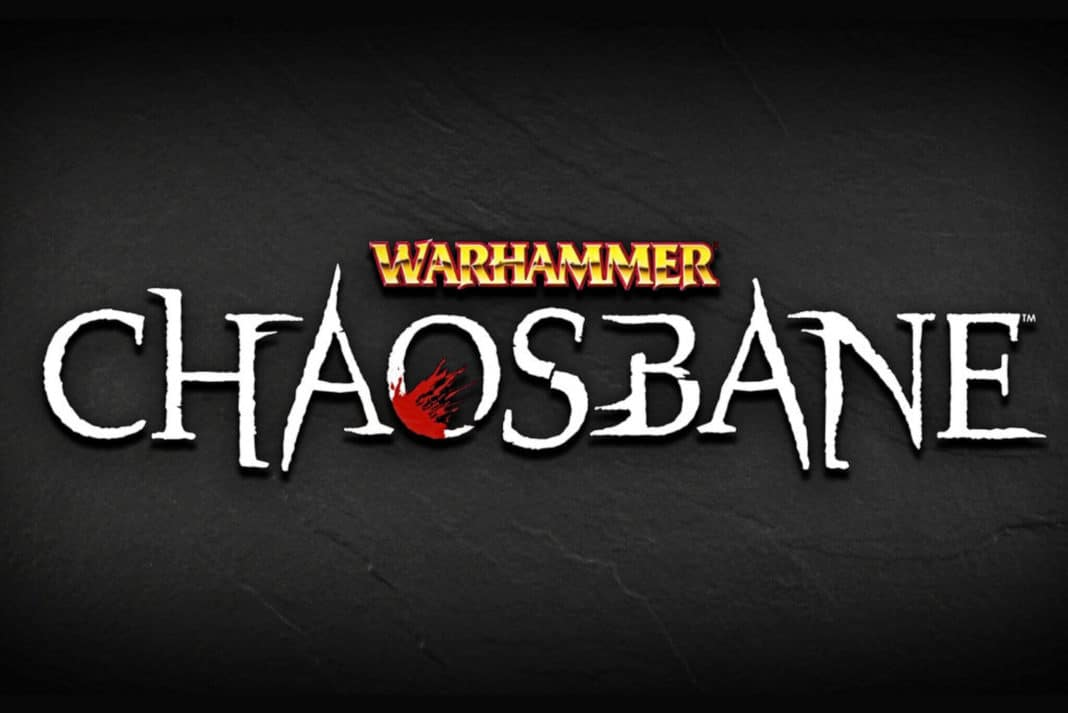 warhammer chaosbane gameplay trailer