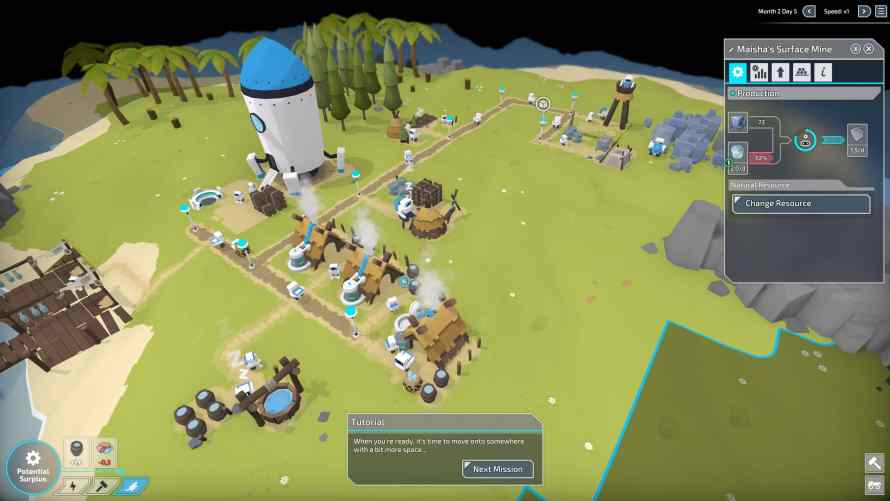 The Colonists test screenshots