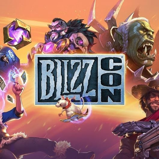 blizzcon 2018 blizzard cover