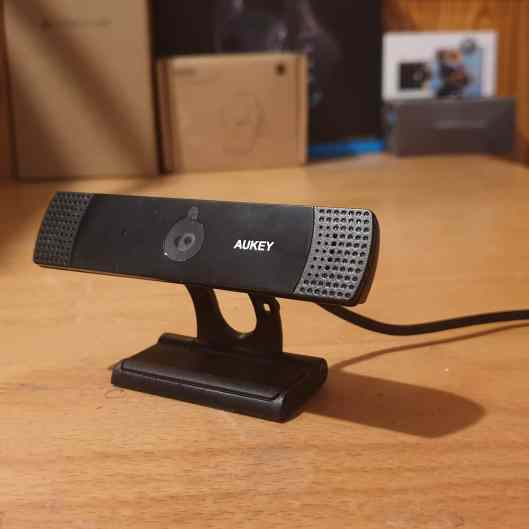 aukey webcam pc-lm1 test