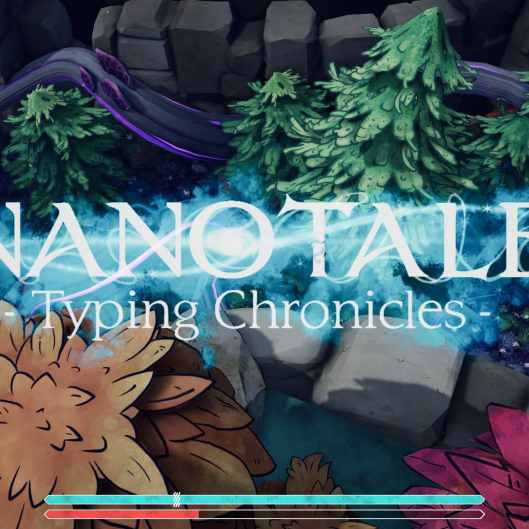 nanotale typing chronicle screen preview- 0009