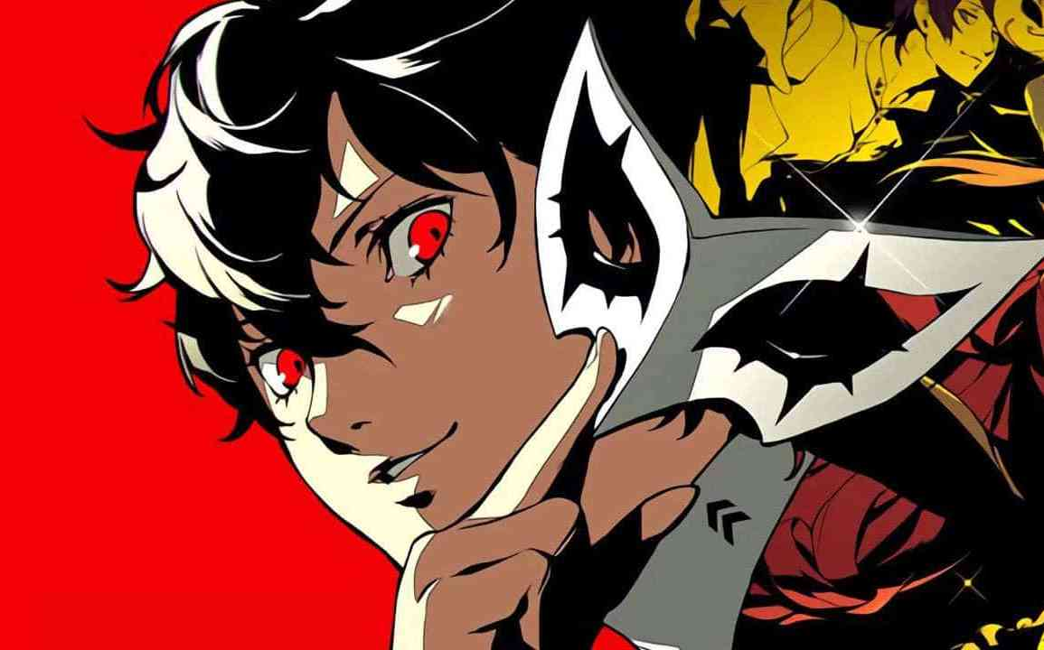 persona 5 royal test cover