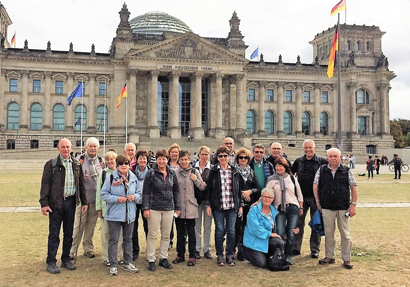 SGV auf Tour in Berlin