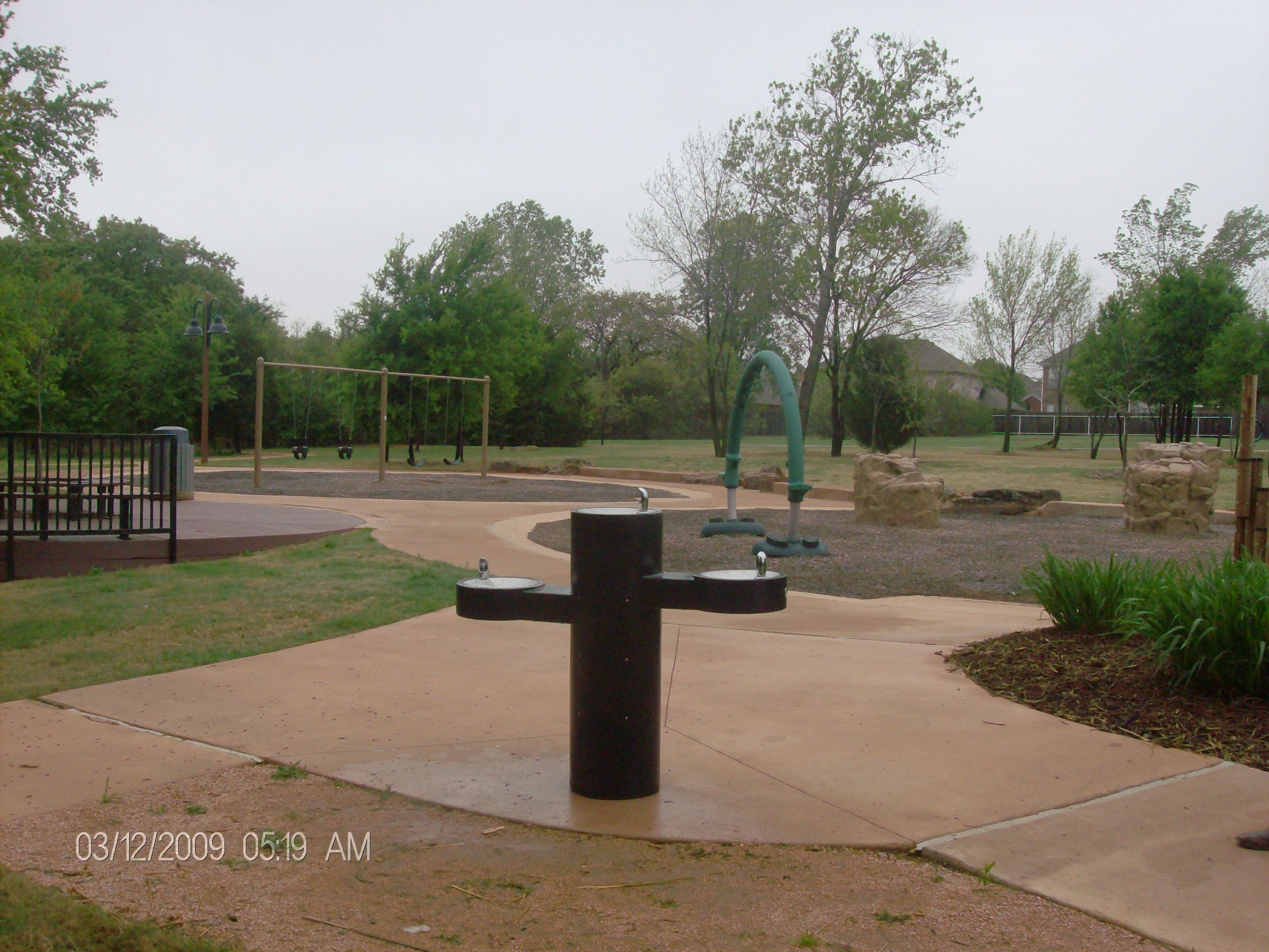 Stovall Park Arlington
