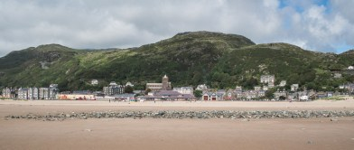 Barmouth town