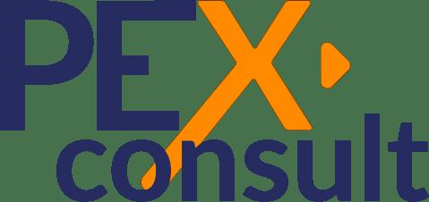 PEXconsult Logo in Farbe