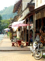 City view - Luang Prabang