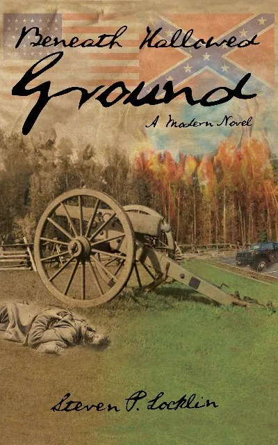 Cover of Beneath Hallowed Ground