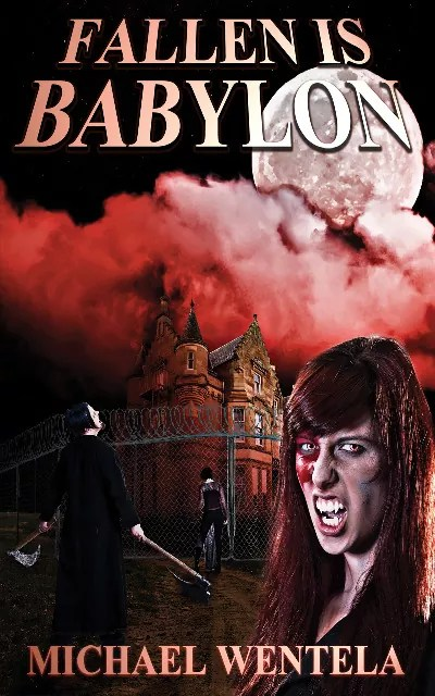 Fallen is Babylon cover