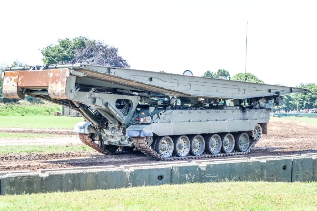 Visiting the Tank Museum - Grey Globetrotters