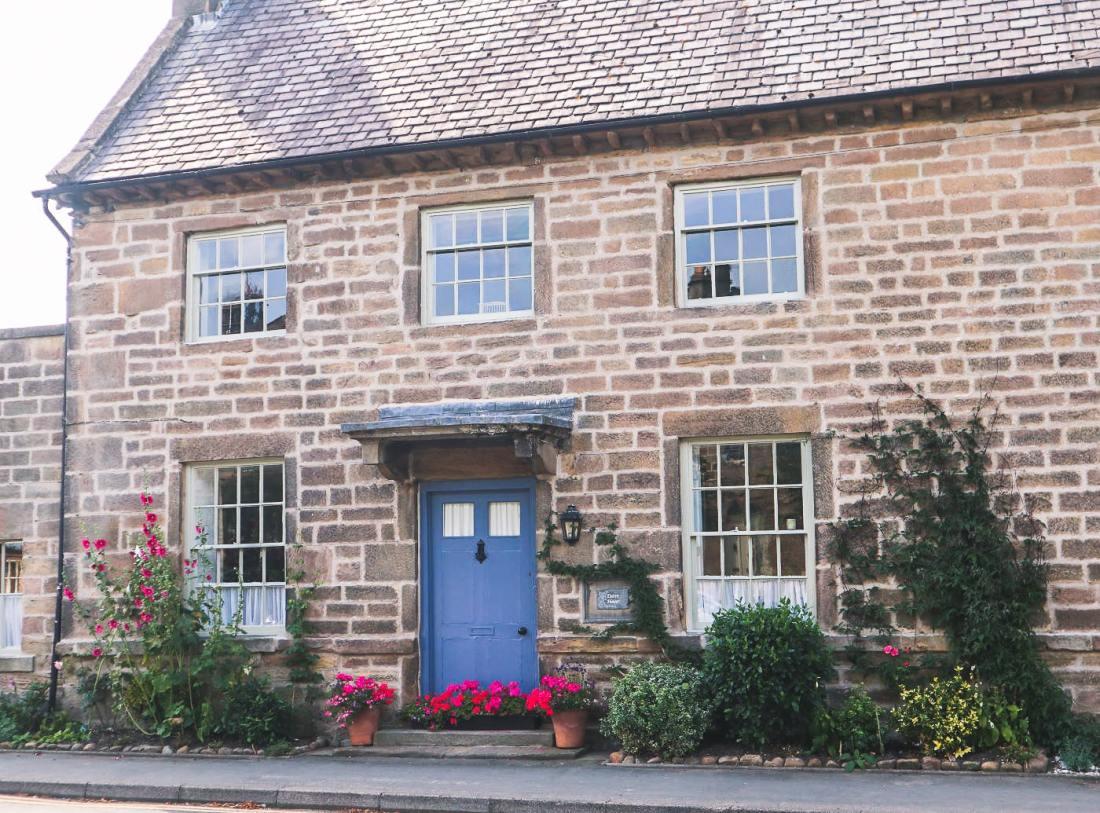 Pretty House in a Pretty Village