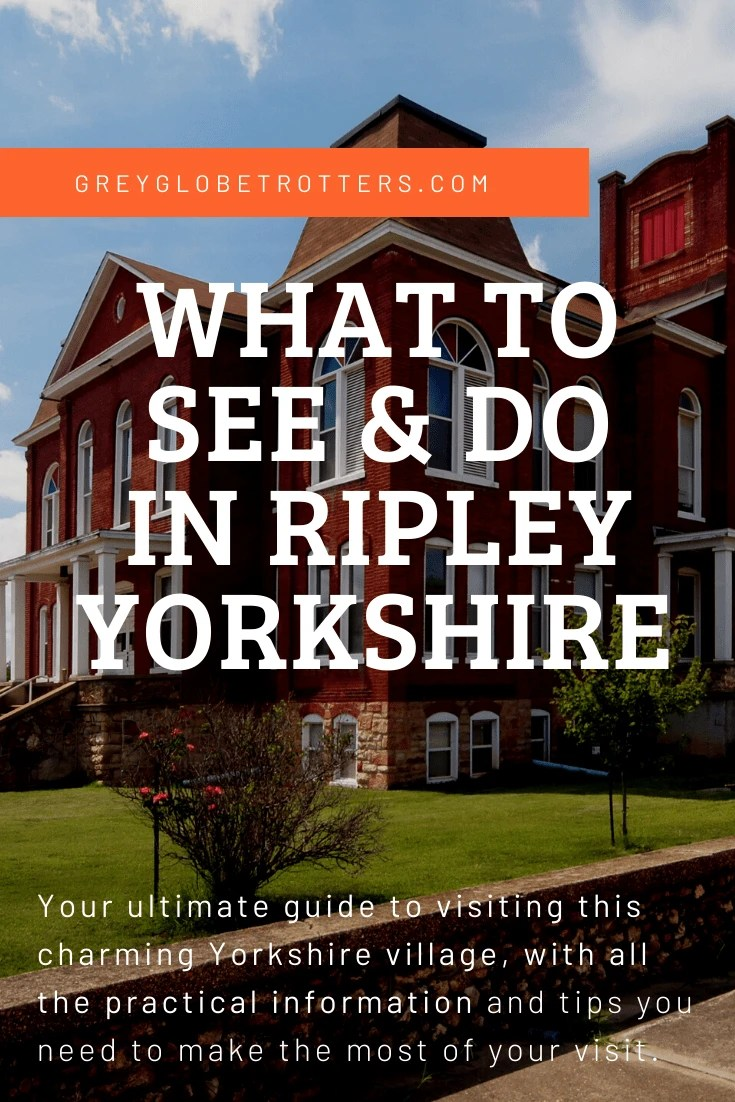 What to see and do in Ripley Village, Yorkshire