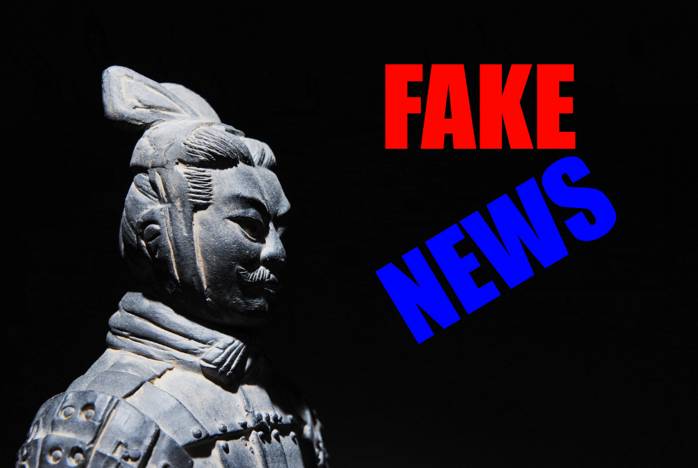 Sun Tzu and the Art of Fake News