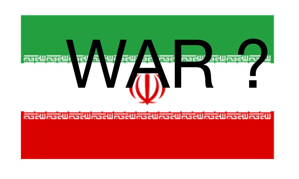 Iran – are we at war?