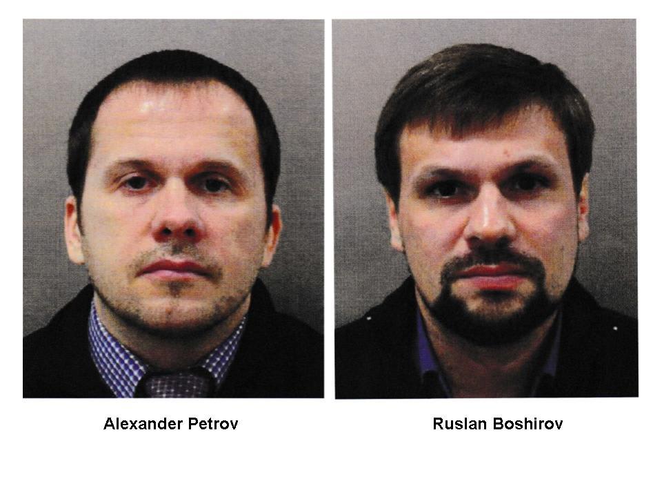 Petrov and Borishov