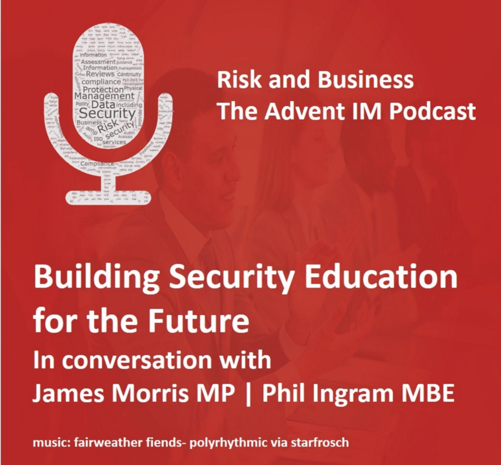 Advent IM Podcast with James Morris MP
