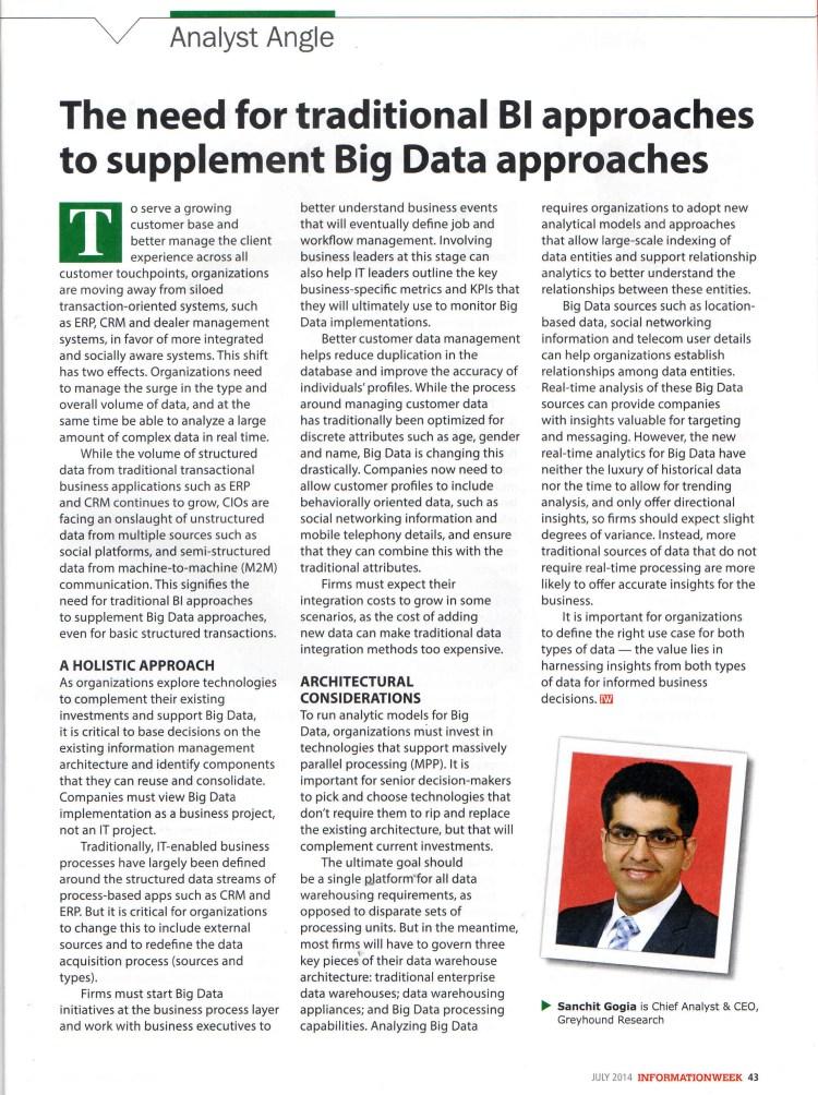 July_2014_Big Data_Sanchit_Gogia_Information_Week