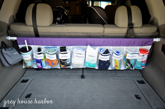 Road Trip Organizers How To Organize Your Car When Traveling