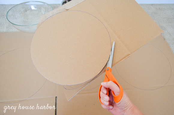 how to make a carboard dump truck  |  greyhouseharbor.com