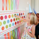 how to make a punch pinata | greyhouseharbor.com